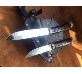 """Ножи из 5мм """"Двойка"""""""